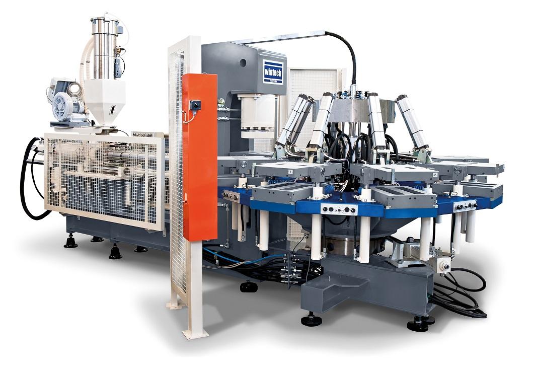 rotary injection machine unit sole bora