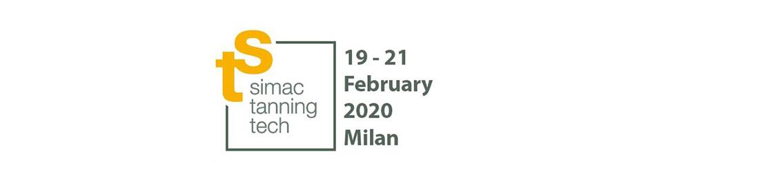 SIMAC – TANNING TECH (19-21 Febbraio 2020, Milano – Italia)