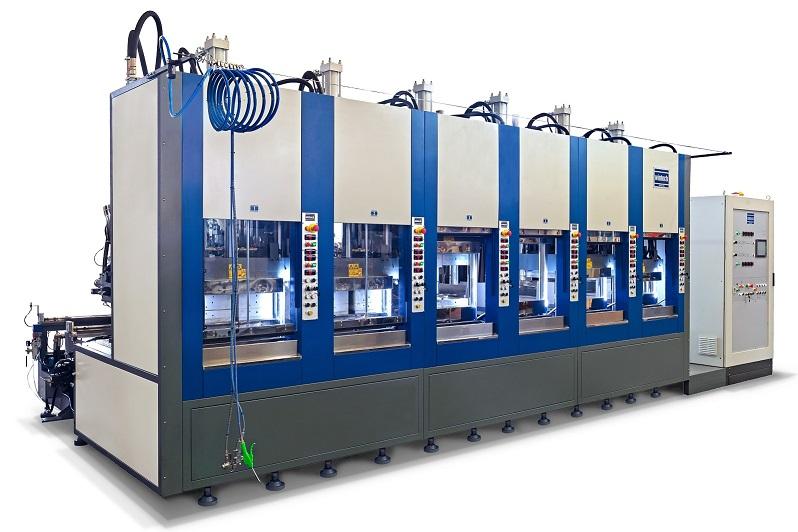 EVA molding machine we203